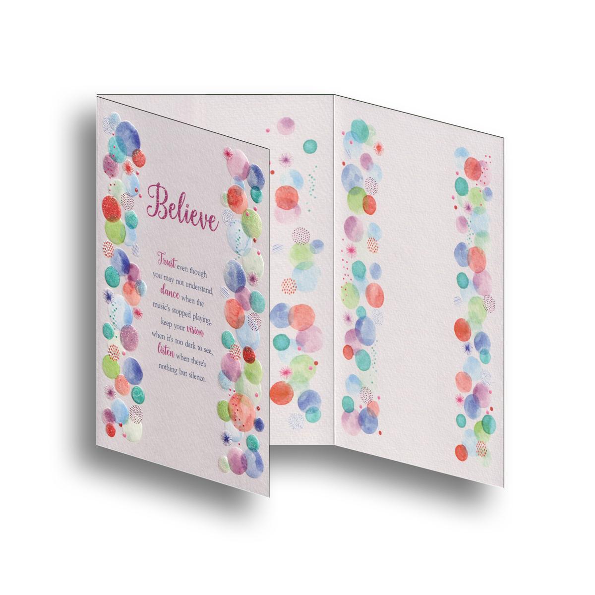 Believe Generic Card (CAR8-010)