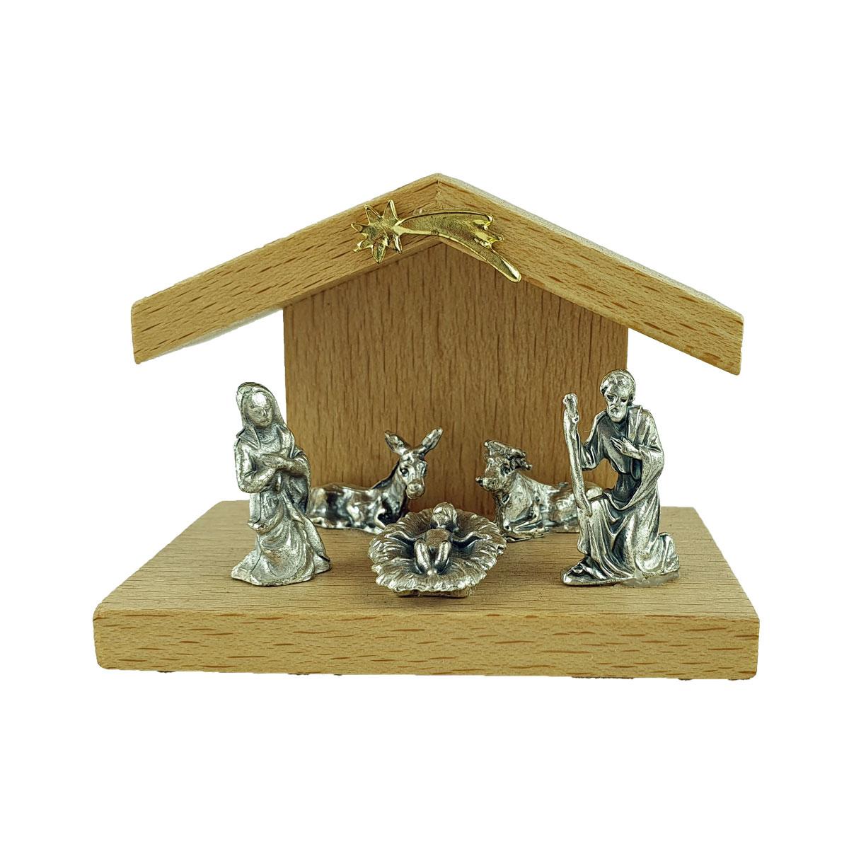 Mini Nativity Scene (CHR1-039)