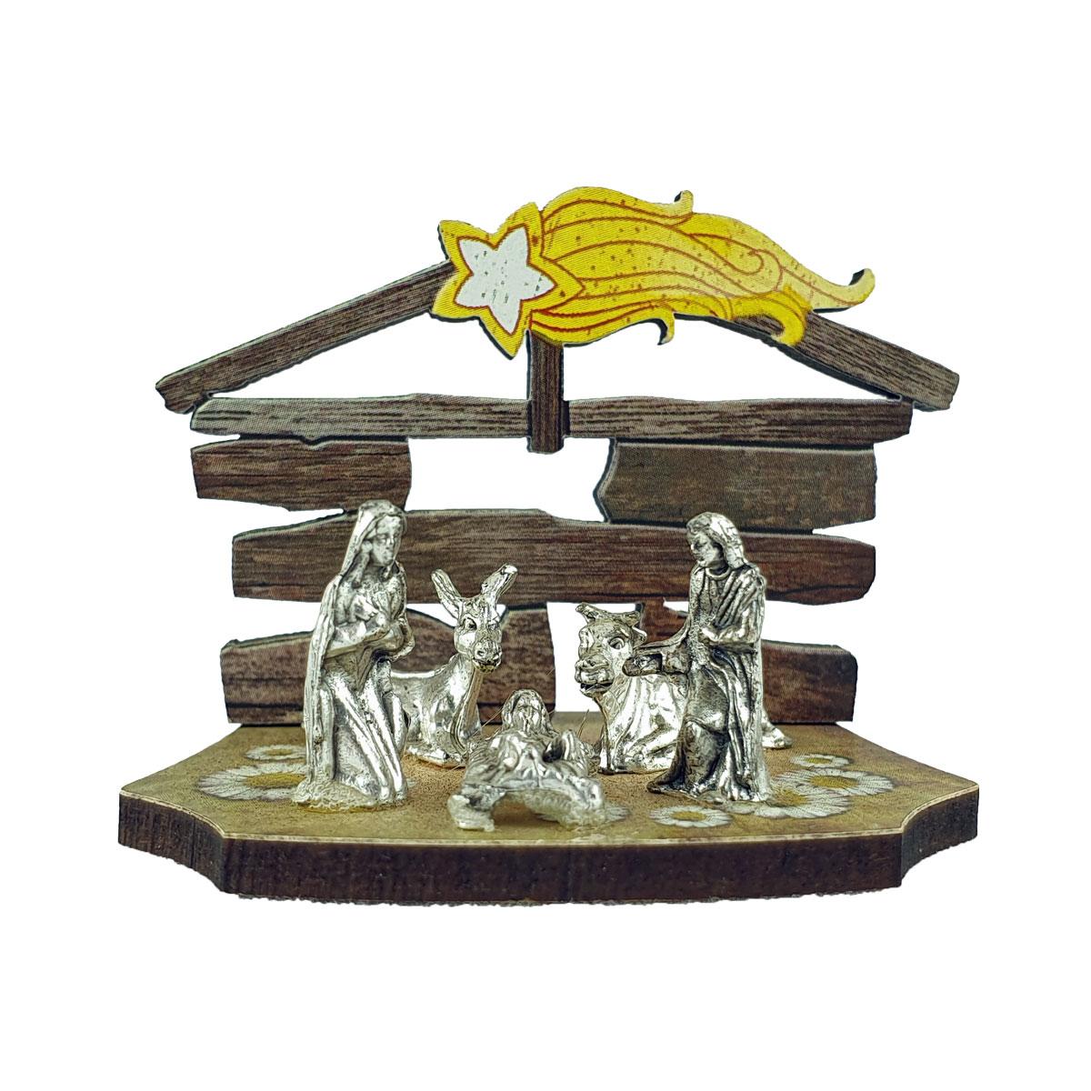 Mini Nativity Scene (CHR1-040)